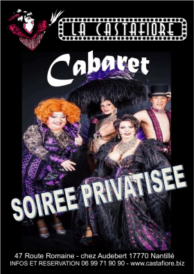 SOIREE PRIVATISEE