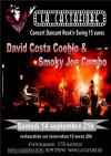 Concert David Costa Coehlo & Smoky Joe Combo